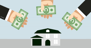 Paying for a house